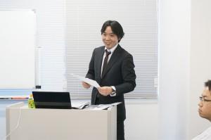 MCS立川代表税理士 舛田義行 開会&新年の挨拶
