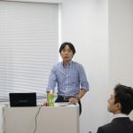 代表税理士 舛田氏の挨拶