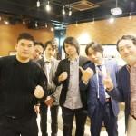 舛田代表と参加者の皆様