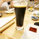 コーヒーフレーバーの黒ビール