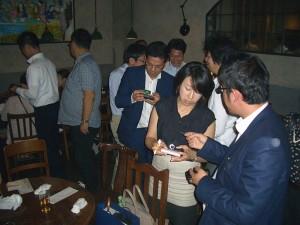 立川異業種交流会 第49回 201407開催「多摩オレンジライン☓立川ビジマチ合同交流会」写真集