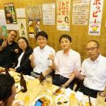 講演いただいた阿久津さんと開業される高橋さん