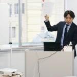 代表税理士 舛田さんの挨拶