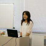 ミネット 代表 金子典子様~簡単フラワーアレンジメント~