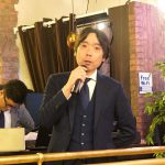 舛田代表の挨拶